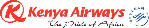 KENYA AIRWAYS FRANCE Logo